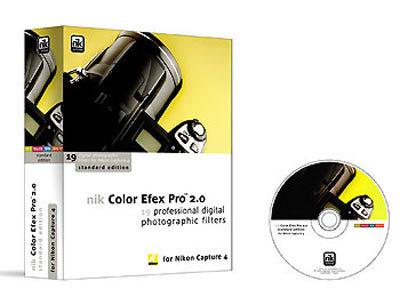 Nikon Colour EFEX Pro verze Standard