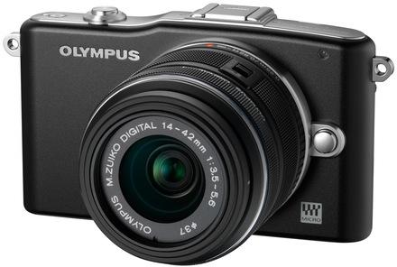 Olympus E-PM1 + 14-42 mm II R