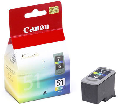 Canon Cartridge Colour - CL51
