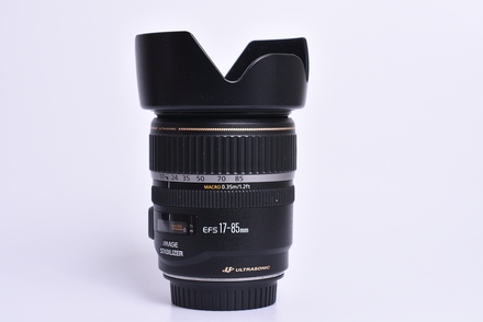 Canon EF-S 17-85mm f/4,0-5,6 USM IS bazar