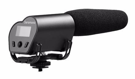 Saramonic Vmic Shotgun mikrofon Vmic Recorder