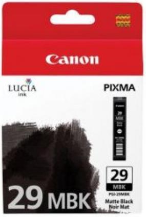 Canon cartridge PGI-29 MBK