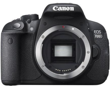 Canon EOS 700D tělo