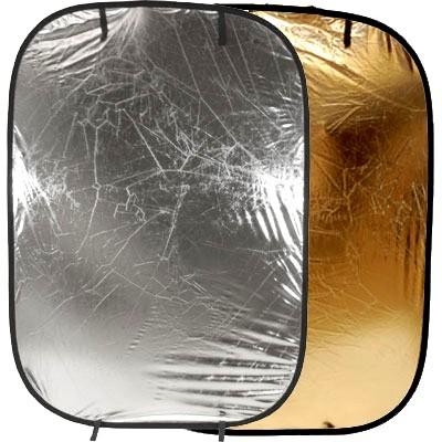 Lastolite Panelite odrazná deska 180x125cm sluneční svit/stříbrná