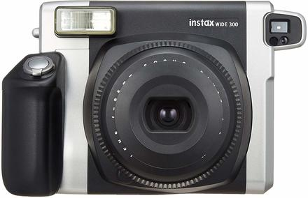 Fujifilm Instax Wide 300 instant camera toffee