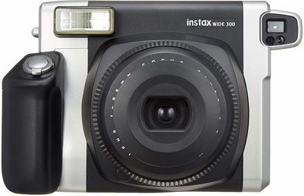 Fujifilm Instax Wide 300 instant camera toffee