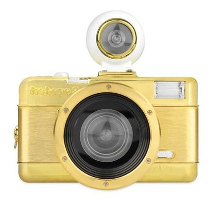 Lomography Fisheye2 Gold