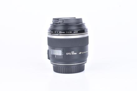Canon EF-S 60 mm f/2,8 Macro USM bazar