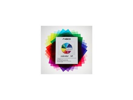 ROSCO kit barevných filtrů 25,4x30,48cm