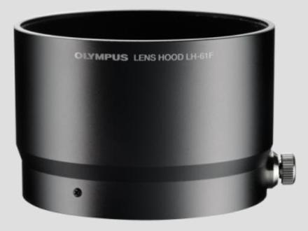 Olympus krytka LH-61F černá