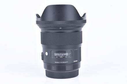 Sigma 24 mm f/1,4 DG HSM Art pro Canon bazar