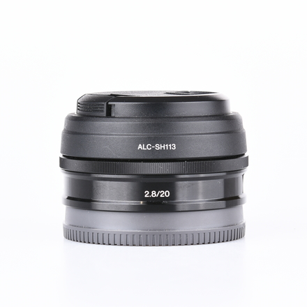 Sony 20mm f/2,8 SEL bazar
