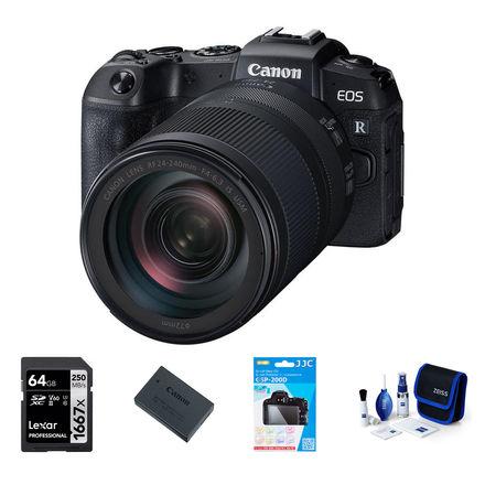 Canon EOS RP + 24-240 mm - Foto kit