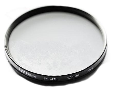 LEE Filters skleněný cirkulární polarizační filtr 105mm
