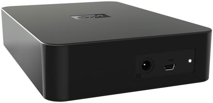 """Western Digital Elements Desktop 2TB Ext. 3.5"""" USB2.0 černý"""