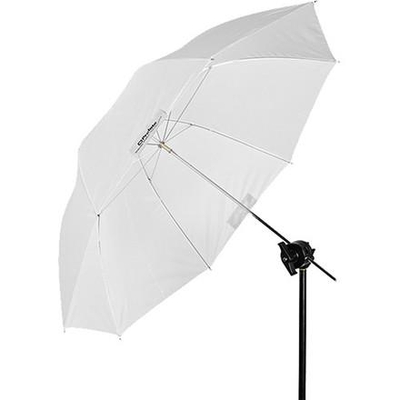 Profoto deštník Shallow M 105cm průsvitný