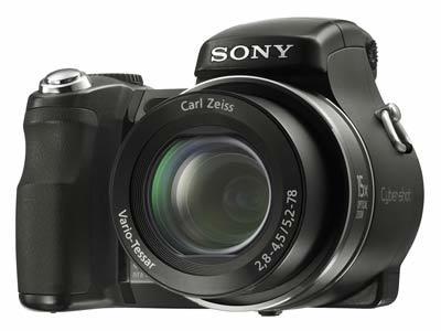 Sony DSC-H7 černý