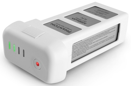 DJI akumulátor pro Phantom 2 5200mAh
