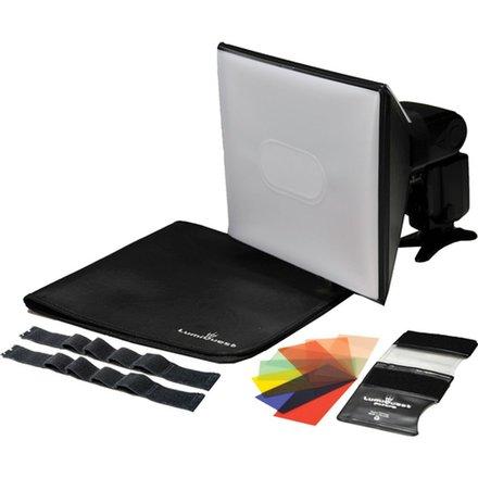 LumiQuest LQ132 Strobist kit