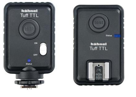 Hähnel TUFF TTL přijímač a odpalovač pro Nikon