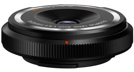 Olympus M.ZUIKO Cap Lens BCL-0980 9mm f/8,0
