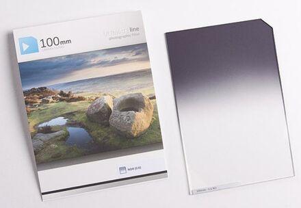 84.5mm Ultimate 100x150mm ND filtr 0,6 s jemným přechodem