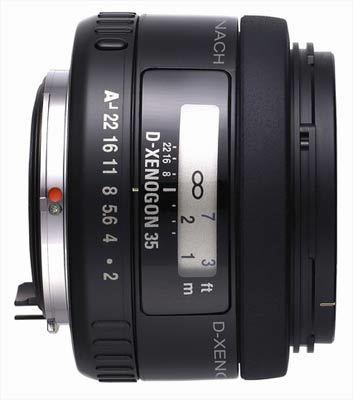 Samsung D-XENOGON 35 mm F 2