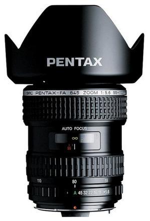 Pentax SMC FA 645 55-110mm f/5,6