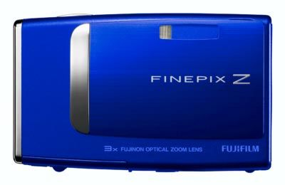 Fuji FinePix Z10fd modrý
