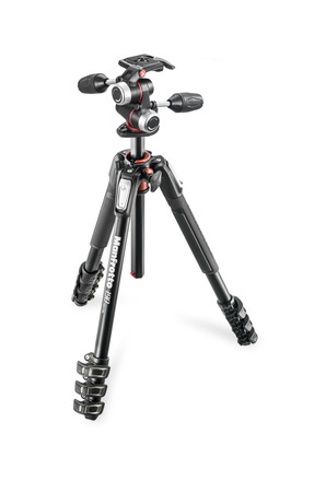 Manfrotto MK 190XPRO4 + X-PRO 3W