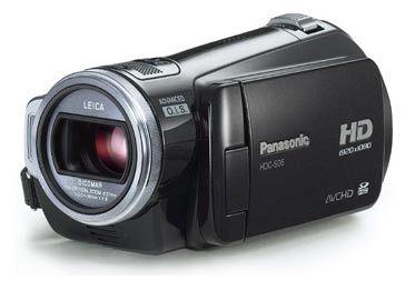 Panasonic HDC-SD5EG černý + DVD přenosná vypalovačka VW-BN1!