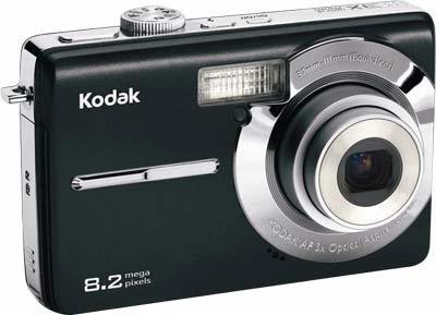 Kodak EasyShare M853 černý