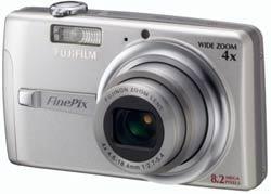 Fuji FinePix F480 stříbrný