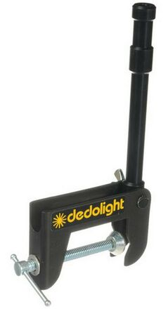 Dedolight svorka s bolznou CLAMP1