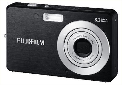 Fuji FinePix J10 černý