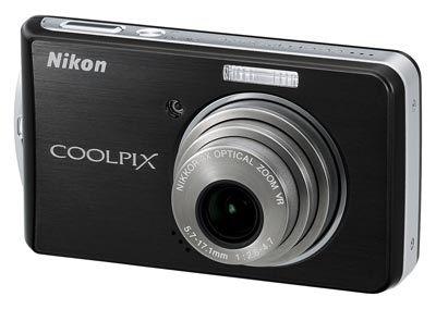 Nikon CoolPix S520 černý