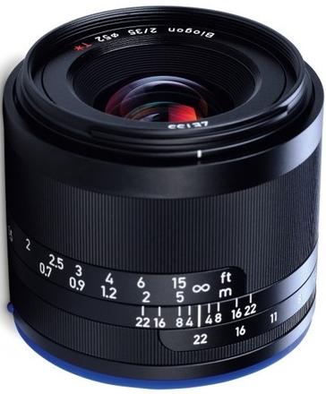 Carl Zeiss Loxia T* 35mm f/2 pro Sony E