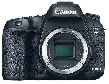 Canon EOS 7D Mark II + Sigma 18-35 mm f/1,8 DC HSM!