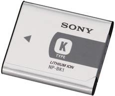 Sony akumulátor NP-BK1