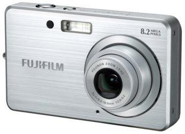 Fuji FinePix J10 stříbrný