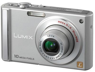 Panasonic Lumix DMC-FS5 stříbrný
