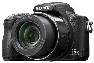 Sony DSC-H50 černý