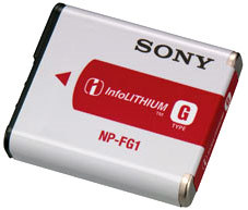 Sony akumulátor NP-FG1