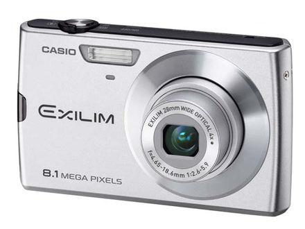 Casio EXILIM Z150 stříbrný