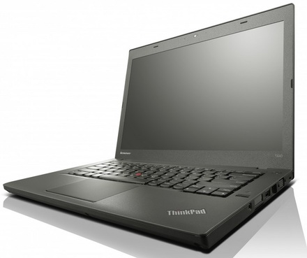 "Lenovo ThinkPad T440 14"" HD+ i5 500GB SSHD 20B60-09E"
