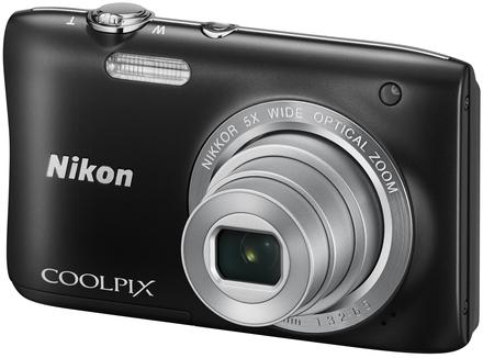 Nikon Coolpix S2900 černý