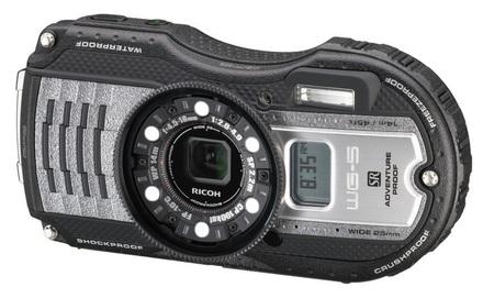 Pentax Ricoh WG-5 GPS kit