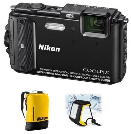 Nikon Coolpix AW130 Diving kit