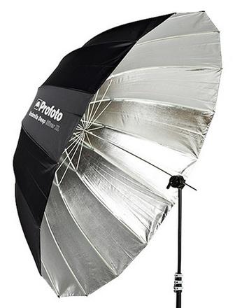 Profoto deštník Deep XL 165cm stříbrný