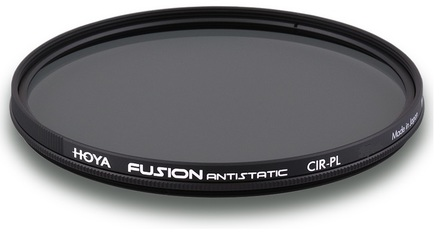 Hoya polarizační cirkulární filtr FUSION Antistatic 62mm